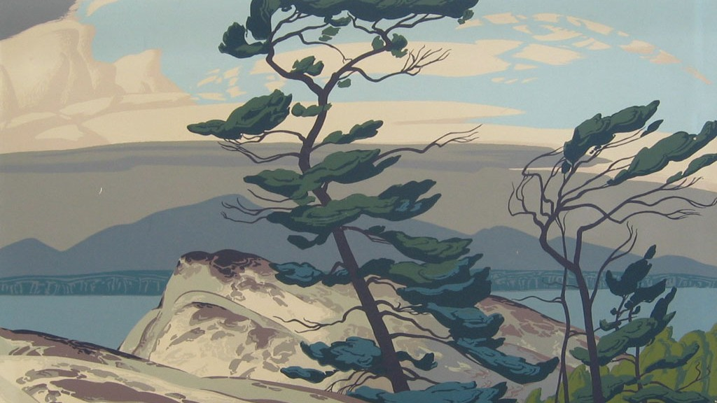 """White Pine"" - A.J. Casson"