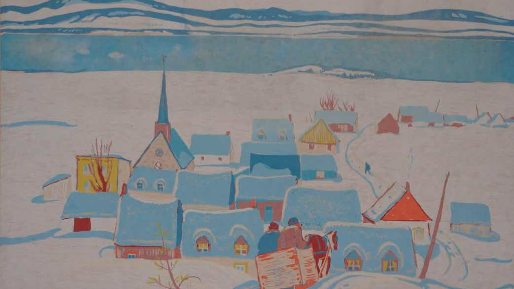 quebec-village